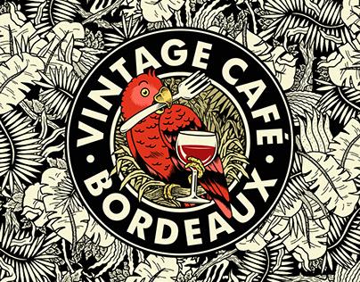 VINTAGE CAFE x Logo