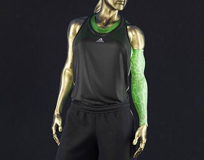 adidas WNBA Uniforms