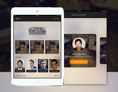Madmen iPad Application