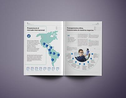 Reporte de Sustentabilidad Tantal 2015/2017