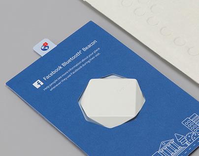 Facebook Bluetooth Beacon Packaging