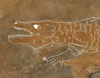 Gökgöl Cave Visitor Center Illustrations