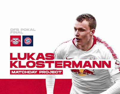Lukas Klostermann/Matchday Project(RBLvBM)