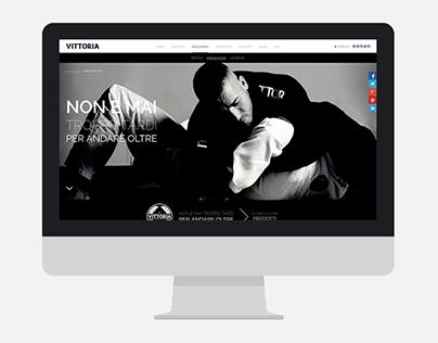 Vittoria Athlete | Website & Online Shop
