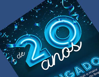 20 Anos - Hardware.com