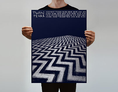 Lost Highway / Twin Peaks posters
