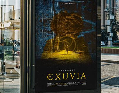Exuvia    Caparezza Artwork