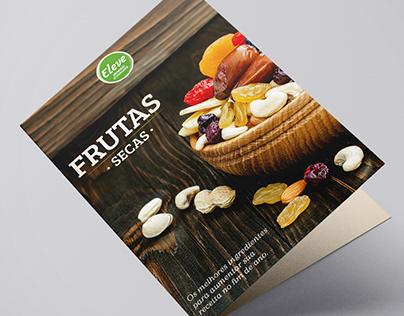 Frutas Secas - Eleve Alimentos