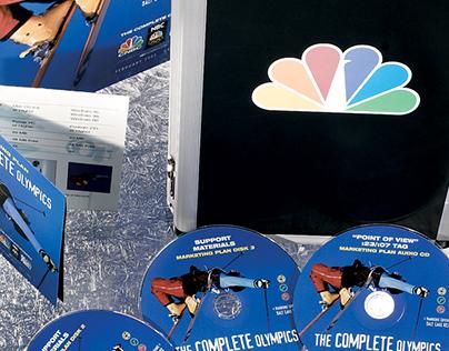 NBCUniversal: Salt Lake Olympic Games Marketing Kit