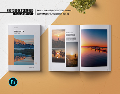 Photobook Portfolio