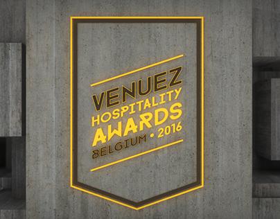 Venuez Hospitality Awards 2016