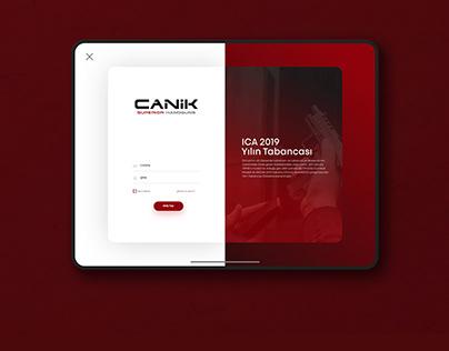 Canik Tab Design