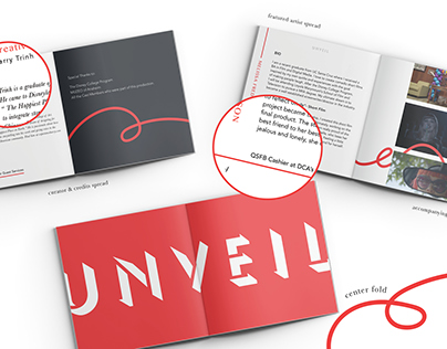 UNVEIL: creative showcase
