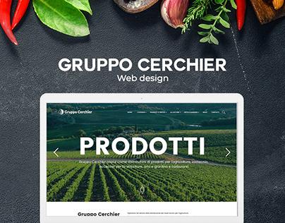 Gruppo Cerchier - Website