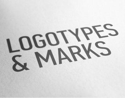 Various Logotype & Brandmark Designs