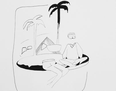 Arte de tapa para Altair- a.k.a: Abdul