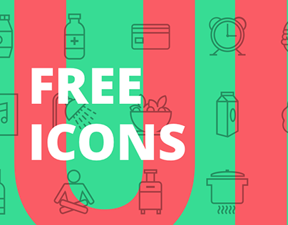 Free Icons Dailycons & Mediacons!