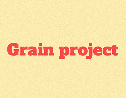 Grain project exercise