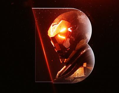 Anthem: BioWare Logo Styleframes