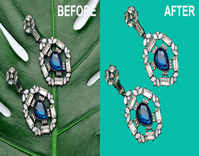 Background change by using Clipping path