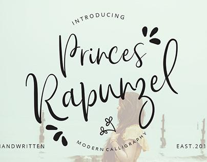 Rapunzel Font
