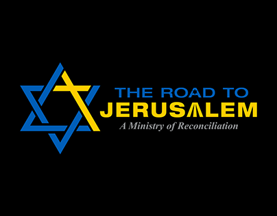 The Road To Jerusalem Logo Redesign
