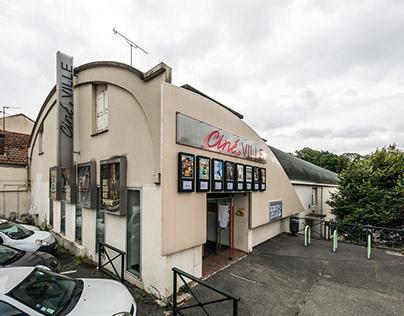 Cinéma Ciné.Ville, Conflans-Sainte-Honorine - France