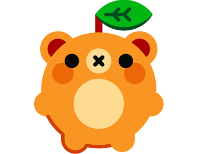 Naranja - Messenger App Sticker Pack