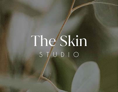 Logo design | The Skin studio