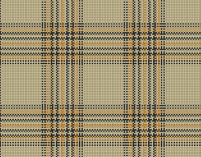 The Checkered Story :CAD weave design project
