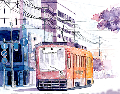 an.old.tram