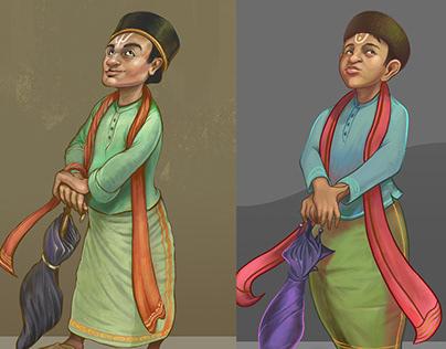 Antariksha Sanchar - Village Chettiar Boys