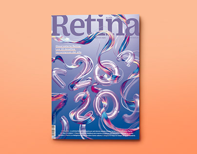 Retina (El País) - Magazine cover