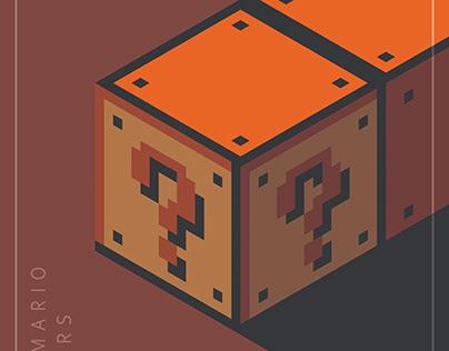 Mario Poster Series - Part 1: ? Block