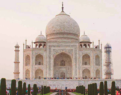 Same Day Agra Tour by Car From New Delhi