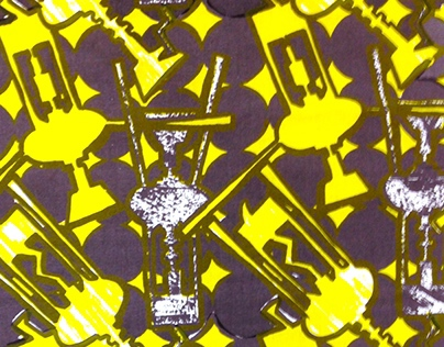 Screen Printed Repeat Project