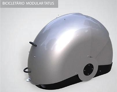 Bicicletário Modular Tatus