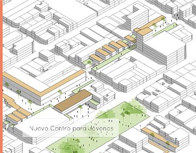 MALLA VIVA Urbanism (Proyect)