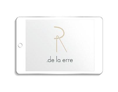Manual de identidad corporativa. Delaerre