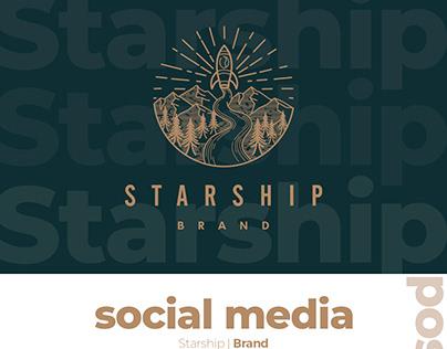 [SOCIAL MEDIA] StarshipBrand