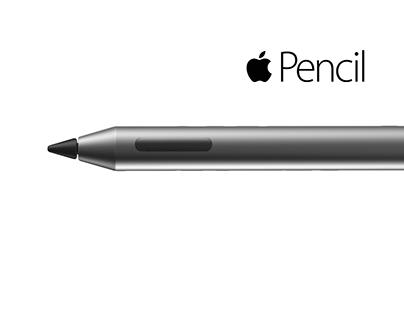Apple Pencil 2 Concept