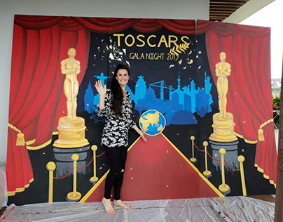 TOSCARS with Temasek