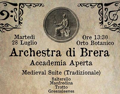 """""""Archestra di Brera"""""""