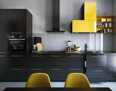 Ikea Inspiration Kitchen