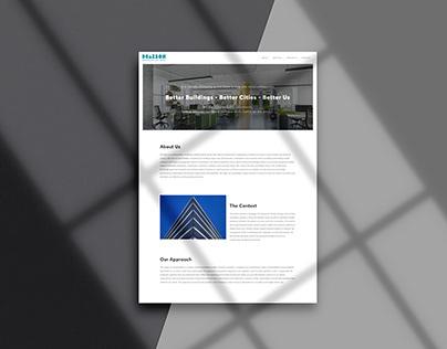 DCarbon | Website