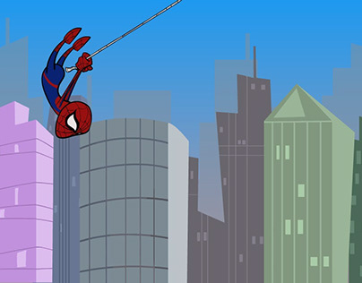 Spider-Man Animation Tutorial in Adobe Animate