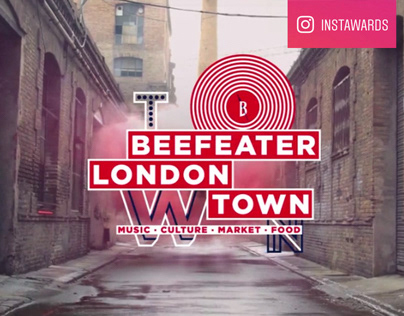 Beefeater London Town - Evento y transmedia