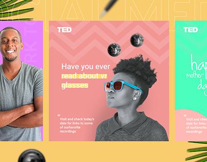 TED-Social Media
