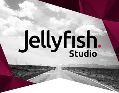 Jellyfish Studio / Brand Identity