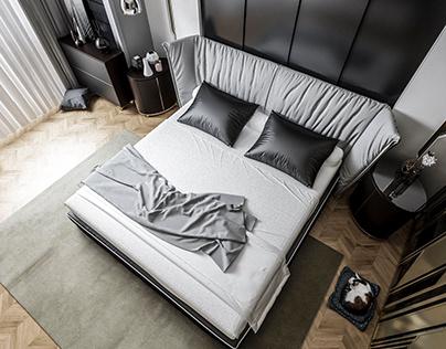Master bedroom & Dressing